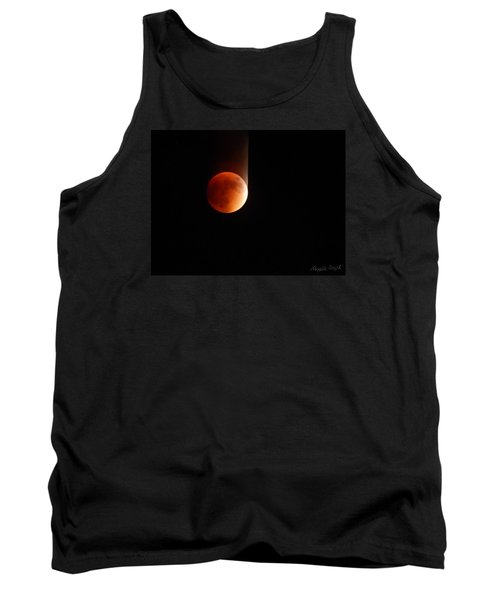 The Bouncing Eclipse Tank Top