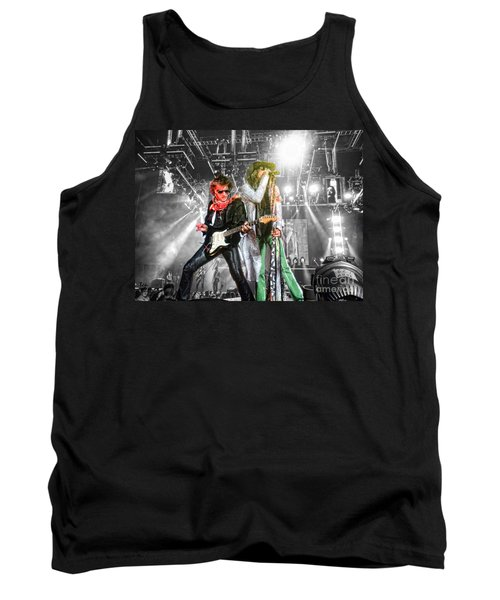 The Boys Tank Top by Traci Cottingham