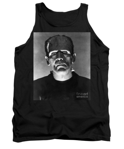 The Bride Of Frankenstein Tank Top