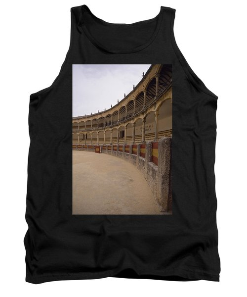 The Bullring Tank Top by Shaun Higson