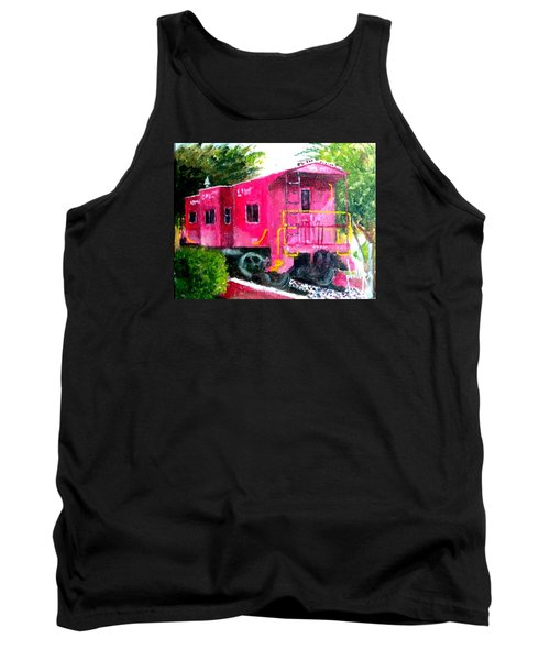 The Caboose Tank Top