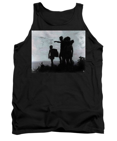 The Call Centennial Cover Image Tank Top