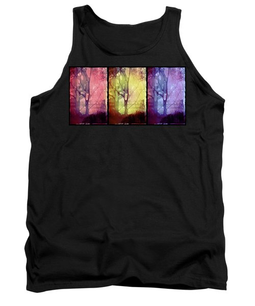 Tank Top featuring the photograph The Choices Of Trees by Tara Turner