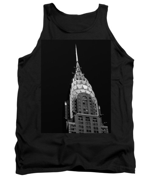 The Chrysler Building Tank Top