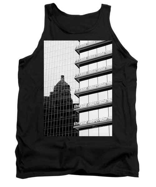 Tank Top featuring the photograph The Clouds by Chris Dutton