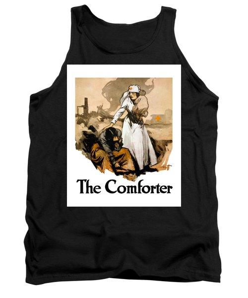 The Comforter - World War One Nurse Tank Top