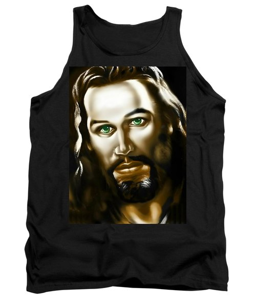 The Compassionate One 2 Tank Top