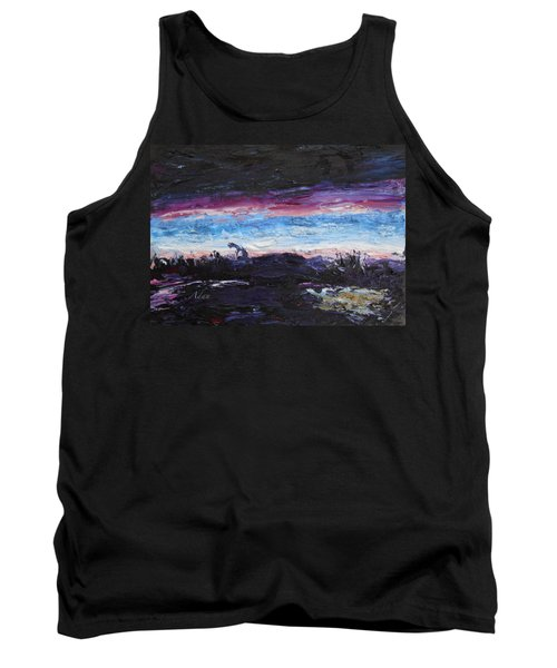The Crack Of Time Tank Top