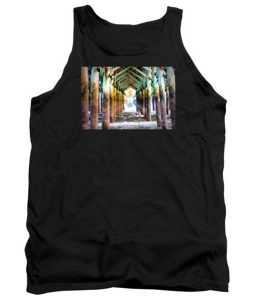 The Cross Before Us Tank Top