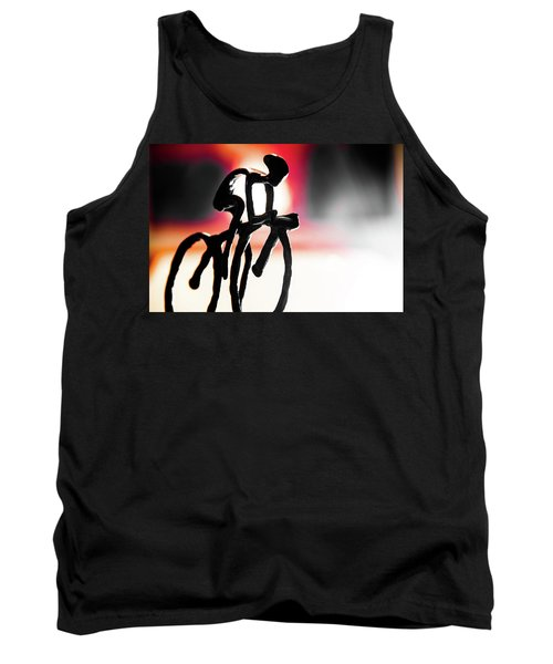 The Cycling Profile  Tank Top