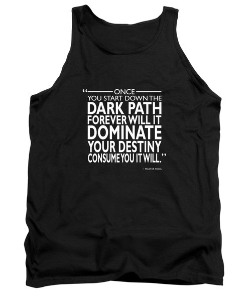 The Dark Path Tank Top