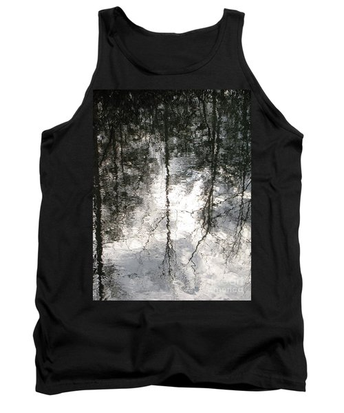 The Devic Pool 2 Tank Top by Melissa Stoudt