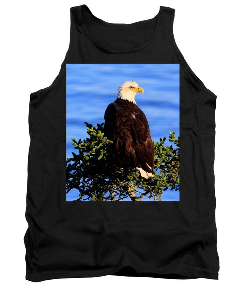 The Eagle Has Landed 2 Tank Top