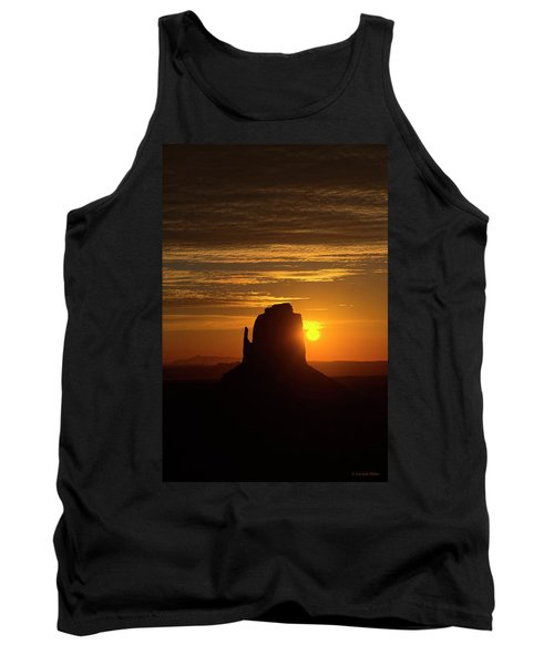 The Earth Awakes Tank Top
