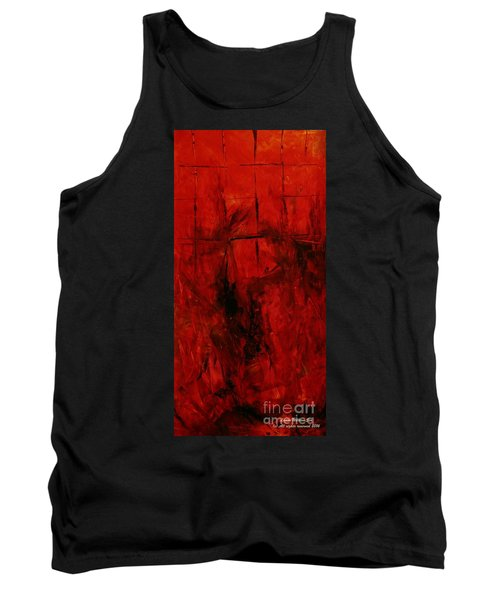 The Elements Fire #3 Tank Top