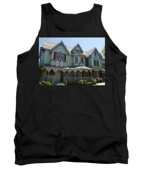 Tank Top featuring the photograph The Empress by Richard Bryce and Family