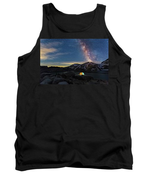 Mountain Trekking Tank Top