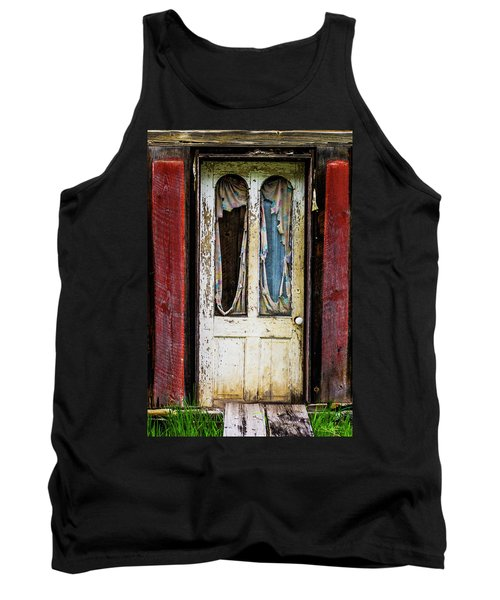 The Entrance Tank Top