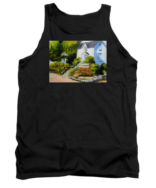 The Eureka Heritage Society Tank Top