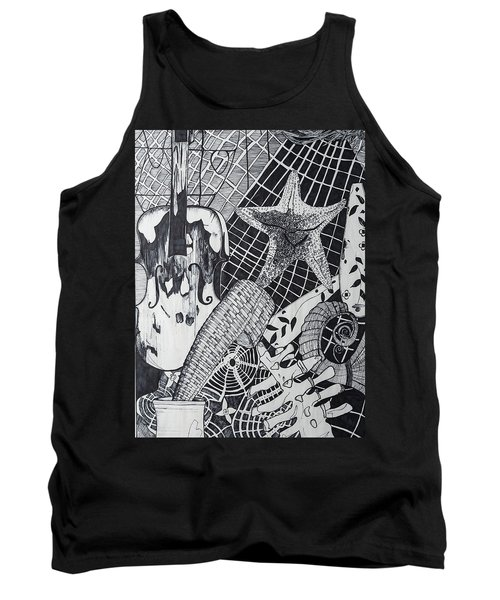 The Experiment Tank Top