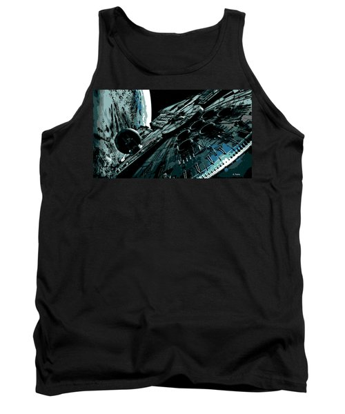 the Falcon Tank Top