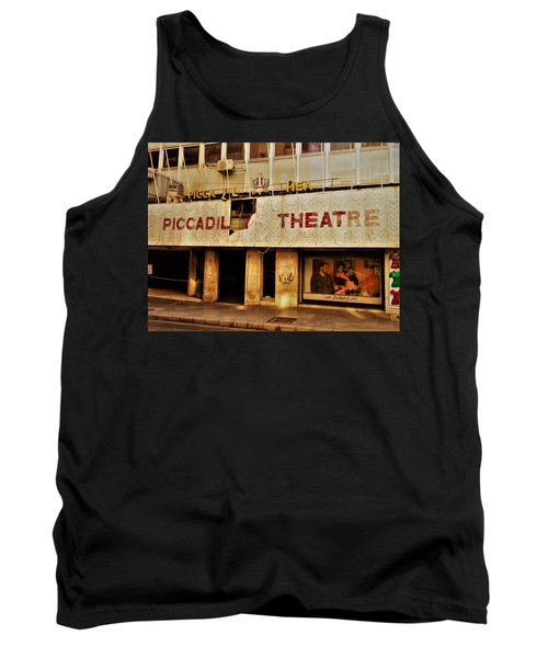 The Famous Beirut Picadilly Theater  Tank Top