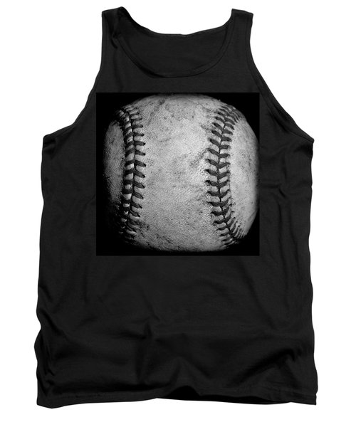 Tank Top featuring the photograph The Fastball by David Patterson