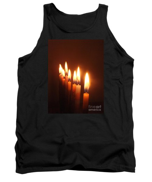 Tank Top featuring the photograph The Festival Of Lights by Annemeet Hasidi- van der Leij