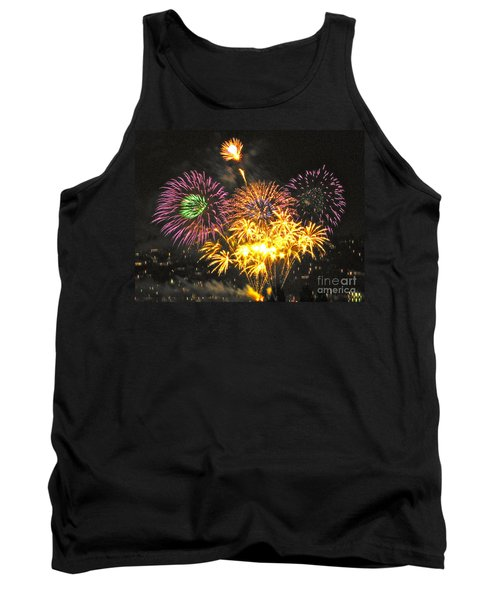 The Finale Tank Top by Sean Griffin
