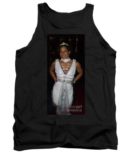 The Fit Goddess Tank Top by Talisa Hartley