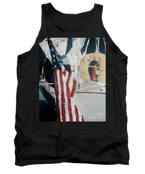 The Flag Tank Top