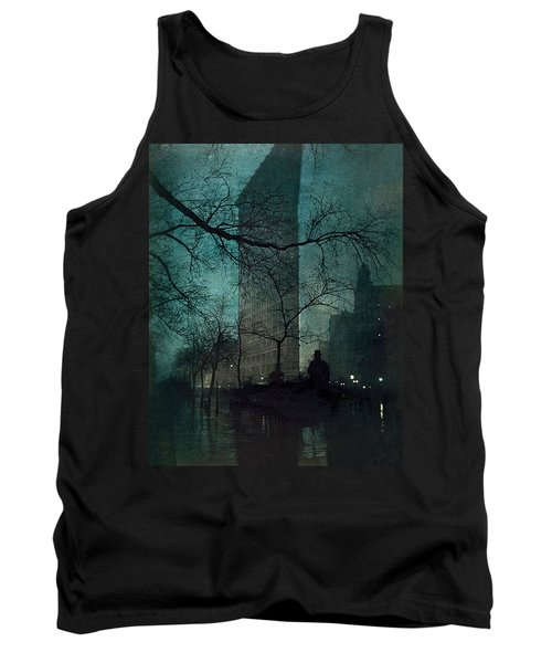 The Flatiron Building Tank Top