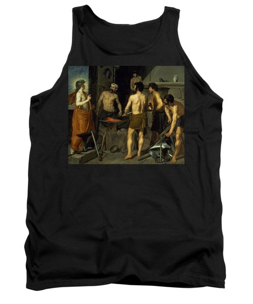 The Forge Of Vulcan Tank Top