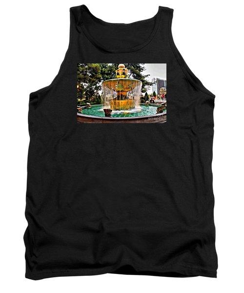 The Fountain Tank Top