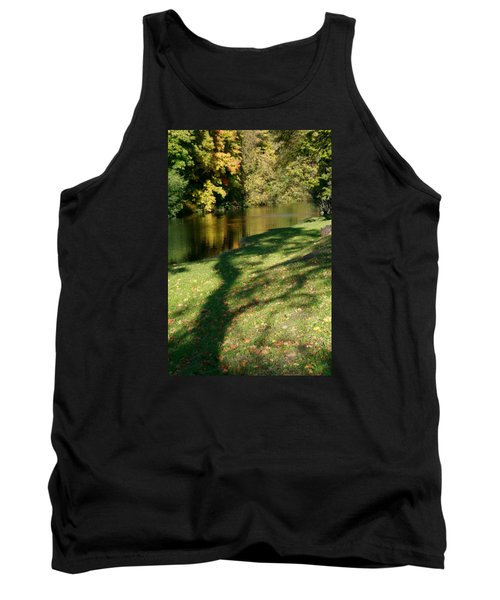 The Game Of Shadows Tank Top
