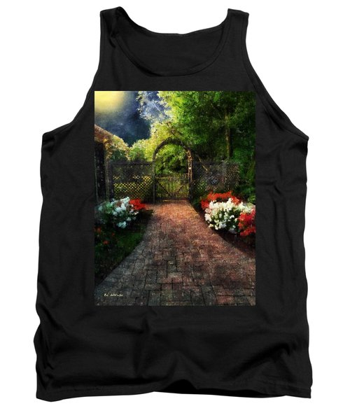 The Garden Path Tank Top