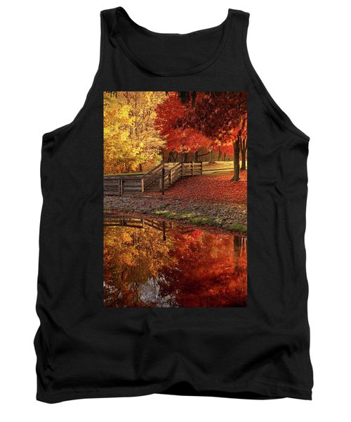 The Glory Of Autumn Tank Top