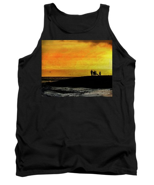 The Golden Hour II Tank Top