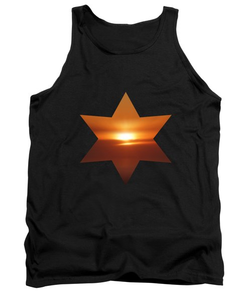 The Golden Hour By V.kelly Tank Top