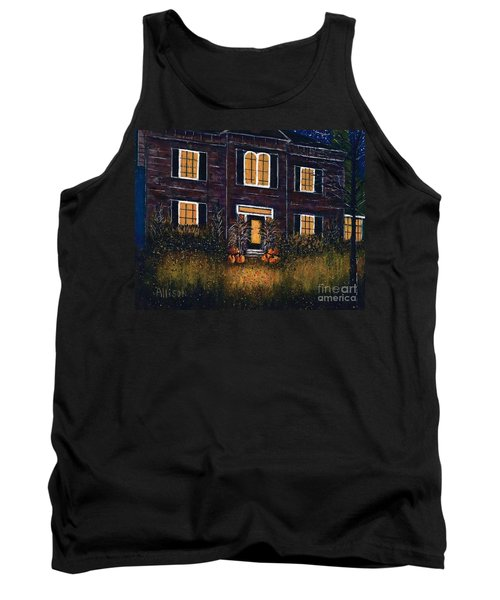 The Good Witch Grey House Tank Top