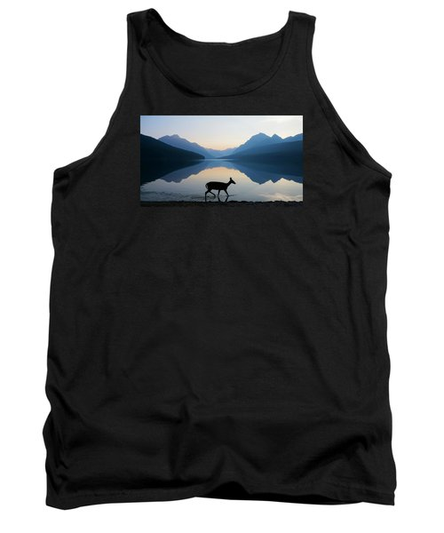 The Grace Of Wild Things Tank Top by Dustin  LeFevre