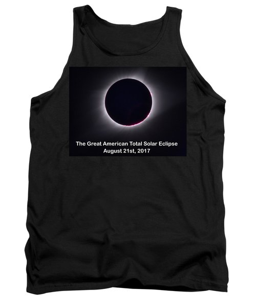 The Great American Total Ecplise T-shirt, Mug, And Notebook Tank Top