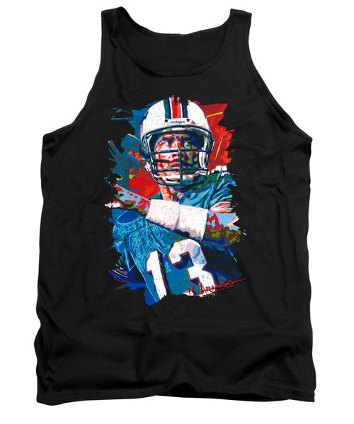 The Greatest Dolphin Tank Top