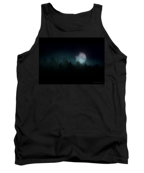 The Hallowed Moon Tank Top