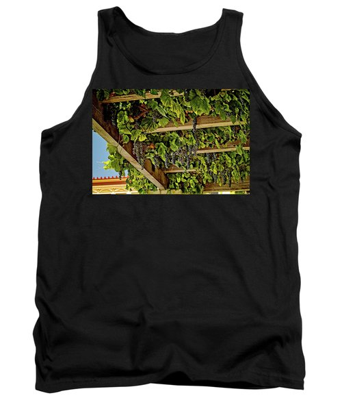 The Hanging Grapes Tank Top
