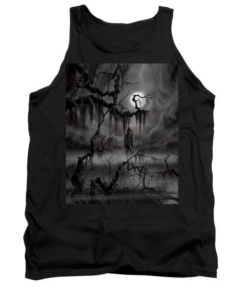 The Hangman Tank Top