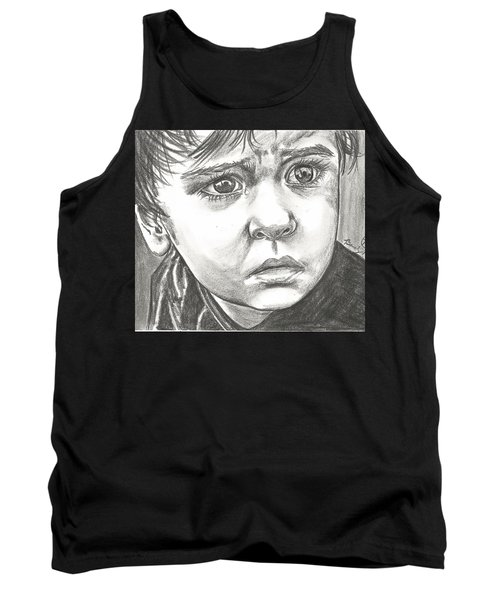 The Happening Tank Top