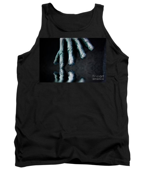 The Healing Touch Tank Top by Kym Clarke