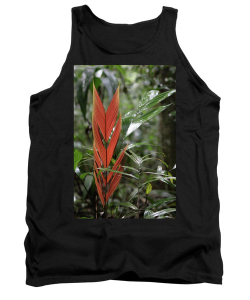 The Heart Of The Amazon Tank Top