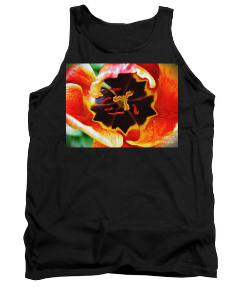 The Heart Of The Matter 2 Tank Top by Sarah Loft